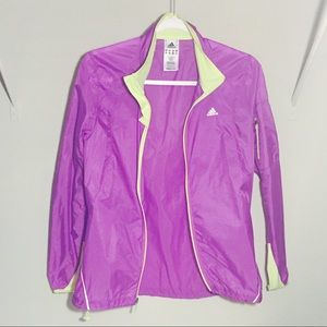 Adidas Women's Windbreaker (Small)